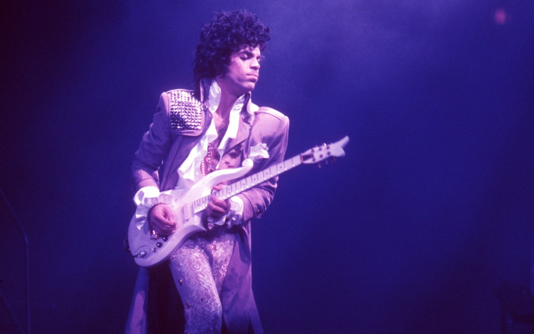 Uncovering the True Origins of Prince's Iconic Cloud Guitar