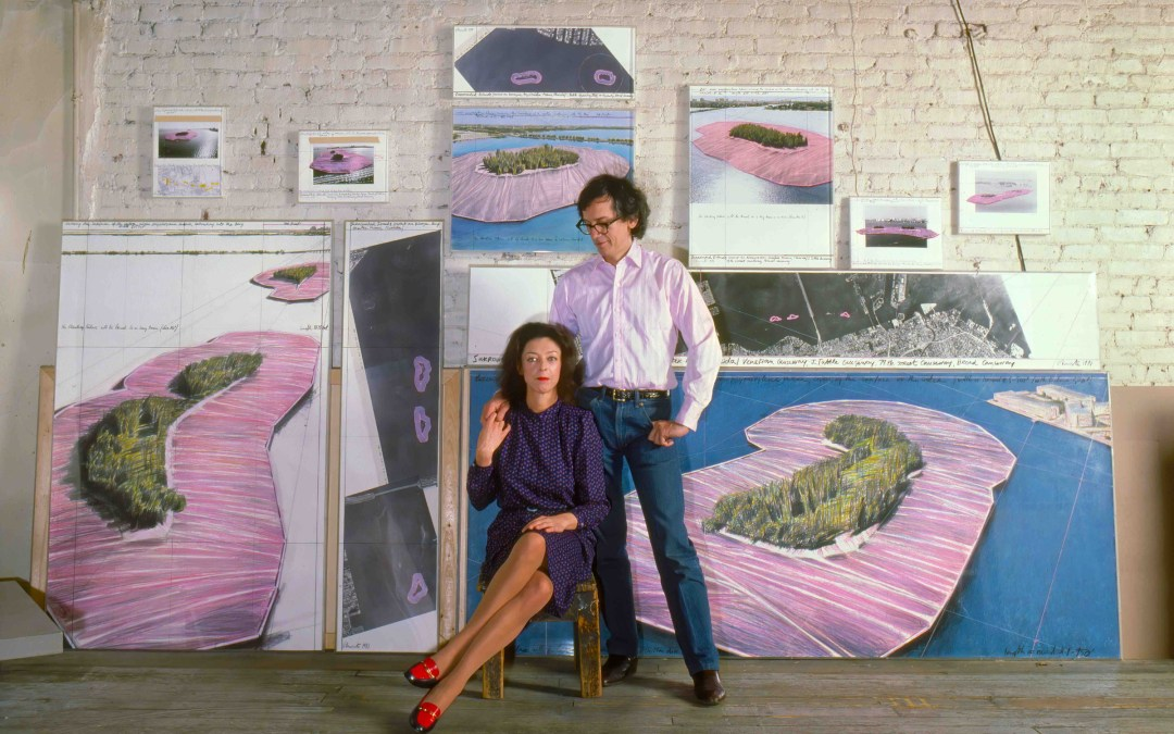Inside the Artistic World of Christo and Jeanne-Claude