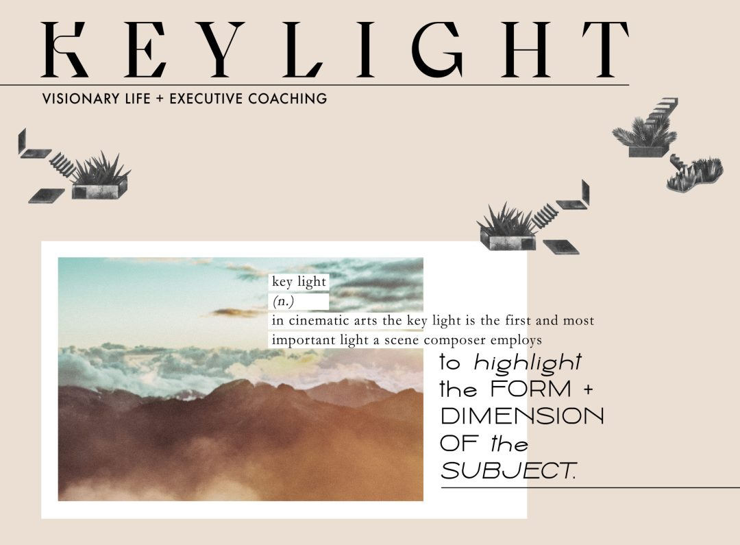Life Coach William Scott | Keylight | Artful Living Magazine