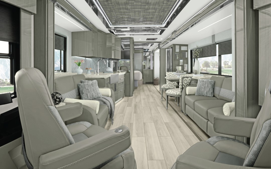 The 2021 Newmar King Aire RV Redefines Luxury Travel