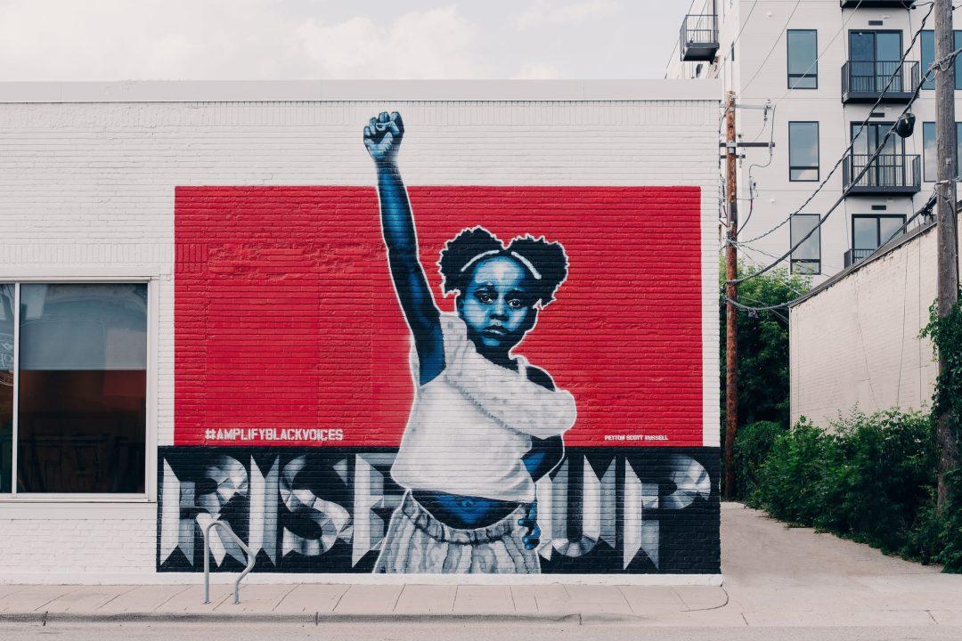 Artful Living | Robyne Robinson Street Art