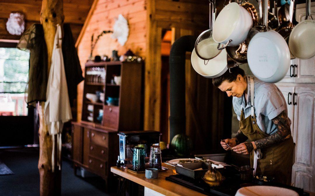 Inside Chef Iliana Regan's Remote Milkweed Inn