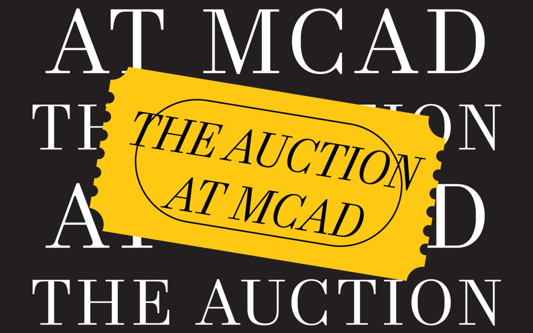Don't Miss: The Auction at MCAD