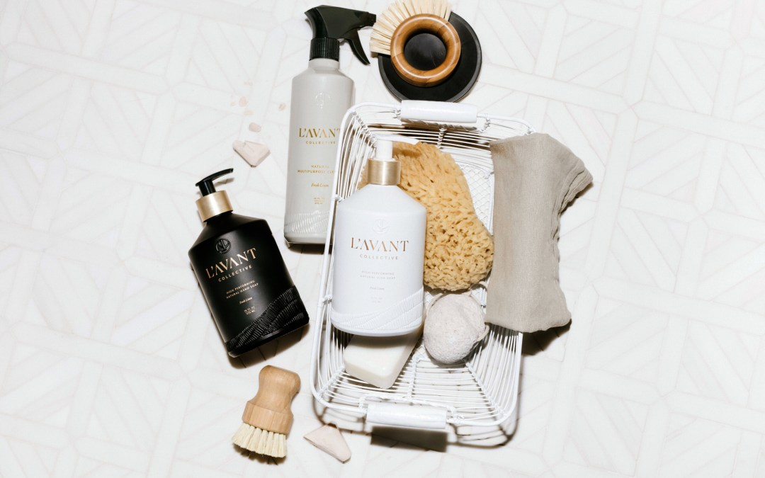 We Tried It: L'AVANT Collective Cleaning Products