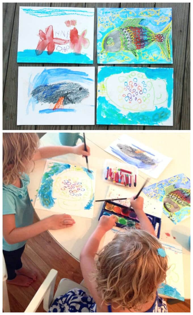 10 Ocean Crafts for Kids for a More Creative Beach Trip