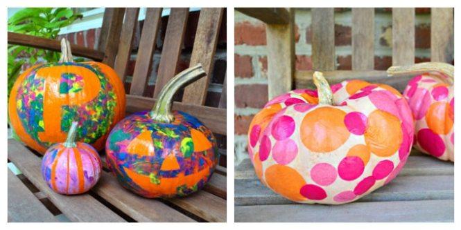 Pumpkin Decorating Ideas With Kids Minions