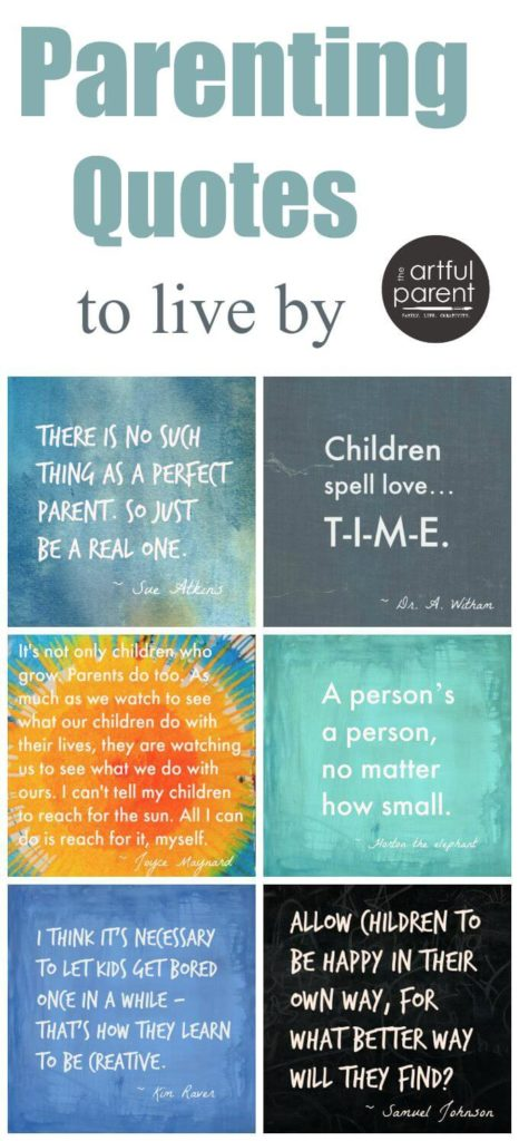 Quote Parents Love