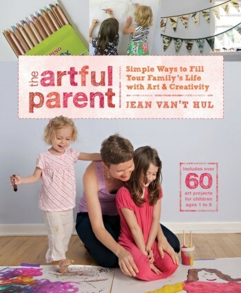 The Artful Parent Book Cover