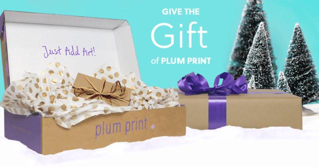 Plum Print Christmas Giveaway