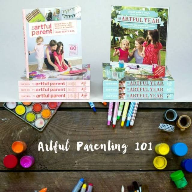 The Artful Parent Giveaway