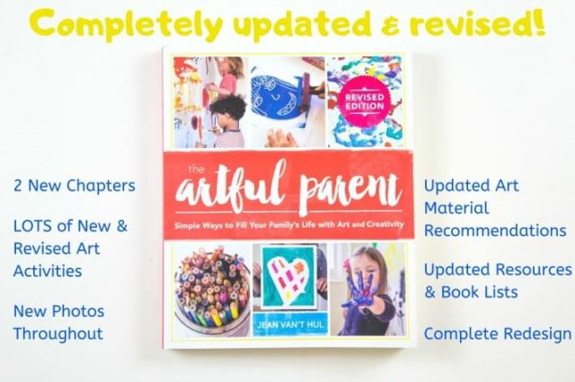 Updates and Revisions to The Artful Parent Book