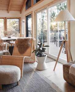 Modern decor by @caro_kmartin.