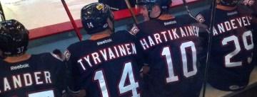 Lander, Tyrvainen, Hartikainen and VandeVelde