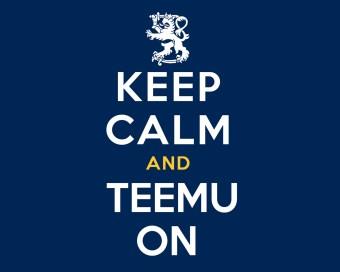 Keep Calm and Teemu On