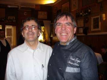 Trattoria Armando al Pantheon -Fabrizio & Claudio