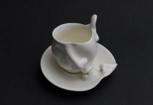 """Life Time Partner"" By Johnson Tsang. Porcelain. Copyright © Johnson Tsang"