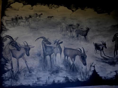 Rupert Cave Painting at Consider Bardwell