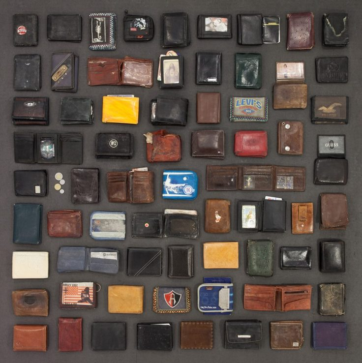 Billfolds and Wallets. Tom Kiefer. Photograph courtesy of Thomas Kiefer/Redux Pictures