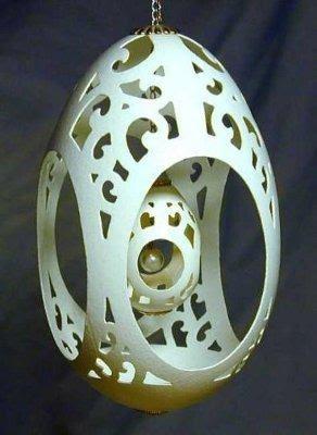 """Captured Teardrop"" by Gary LeMaster © Gary LeMaster and The Eggshell Sculptor, LLC"