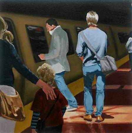 Artwork: A Steady Hand by Elizabeth Ennis