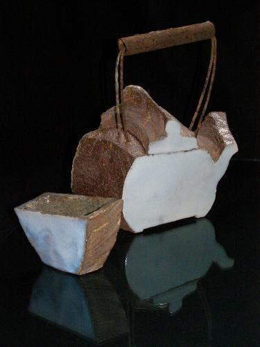 Artwork: Cutaway Teapot by Giraffe Melinda Barcs