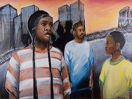 Artwork: We Rise Above by Meg Peterson