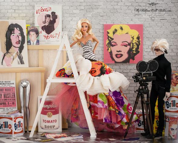 The Art of Barbie Exhibit 2019 | Art Gallery 21