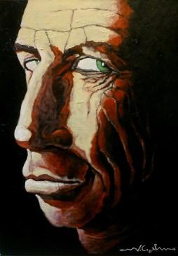 Keith Richards (35) 60 x 81 2015