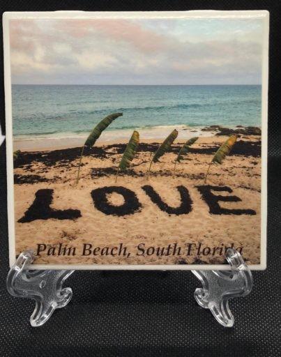 Coasters Souvenir Palm Beach
