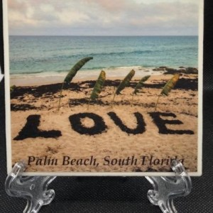 Coaster – Palm Beach Sand Art