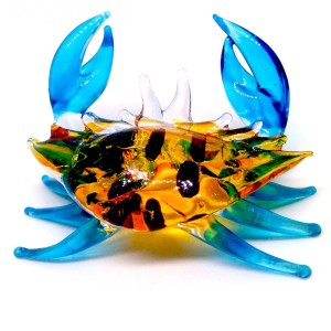 Glass Crab – Yellow