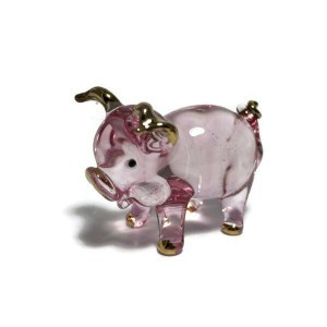 Glass Little Pig
