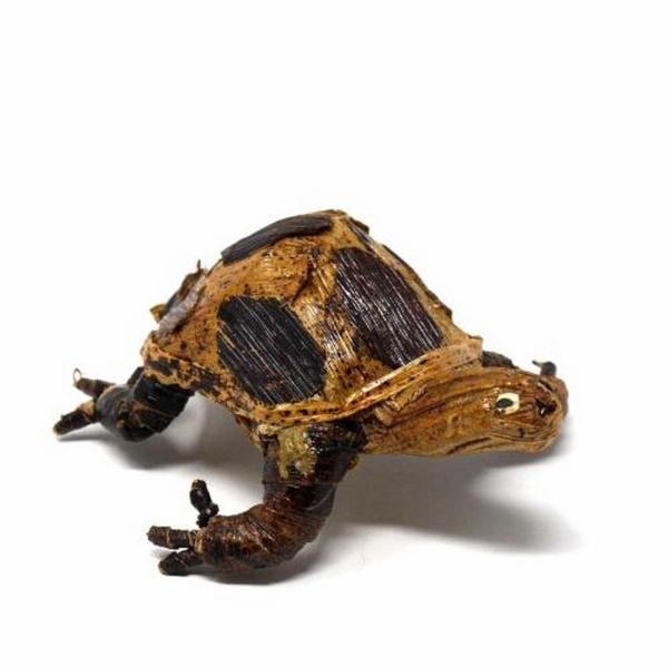 Banana Fiber Turtle
