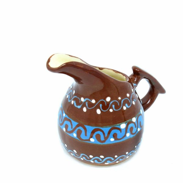Pottery Creamer
