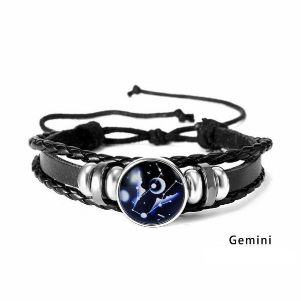 Zodiac Constellation Bracelet