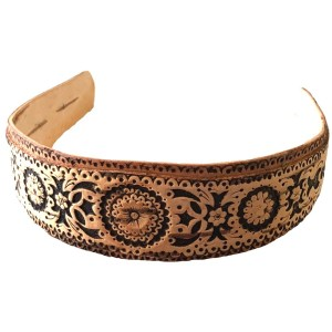 Birch Bark Headband