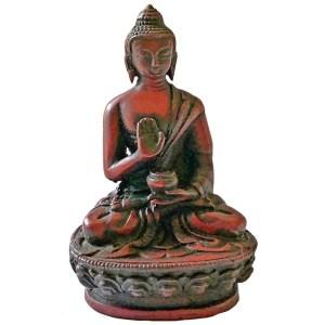 Brown Stone Buddha