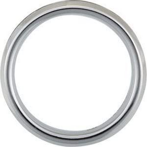 Ring – Cobalt and Stainless Steel Polished Finish