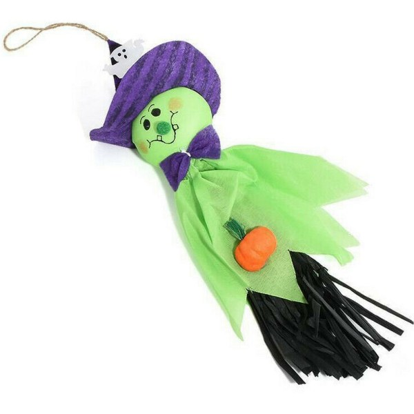 Halloween Decoration Ghost - Green