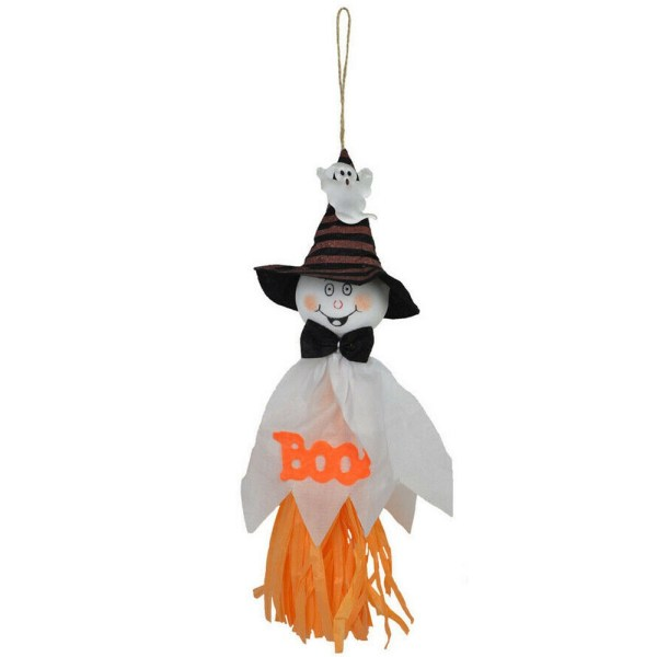 Halloween Decoration Ghost - White