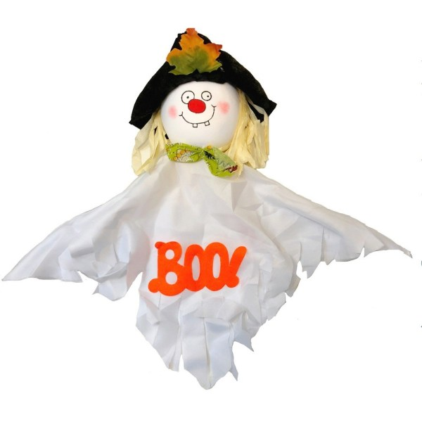 Halloween Decoration Ghost - White Hanging Ghost