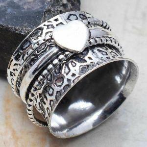 Ring – Silver Spinner