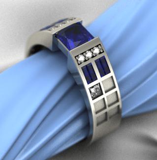 Police Box Ring