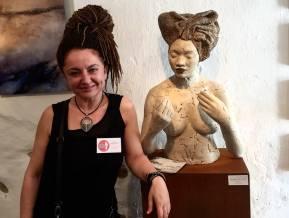PAz Sanz Fle: the Artist and her work