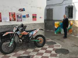 Transports in Cómpeta