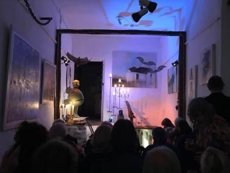 concert Galeria Luz de la Vida