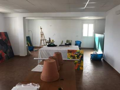 room in first preparation
