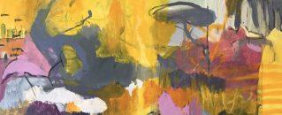 Thinking of Saint Tropez 81x65 cm