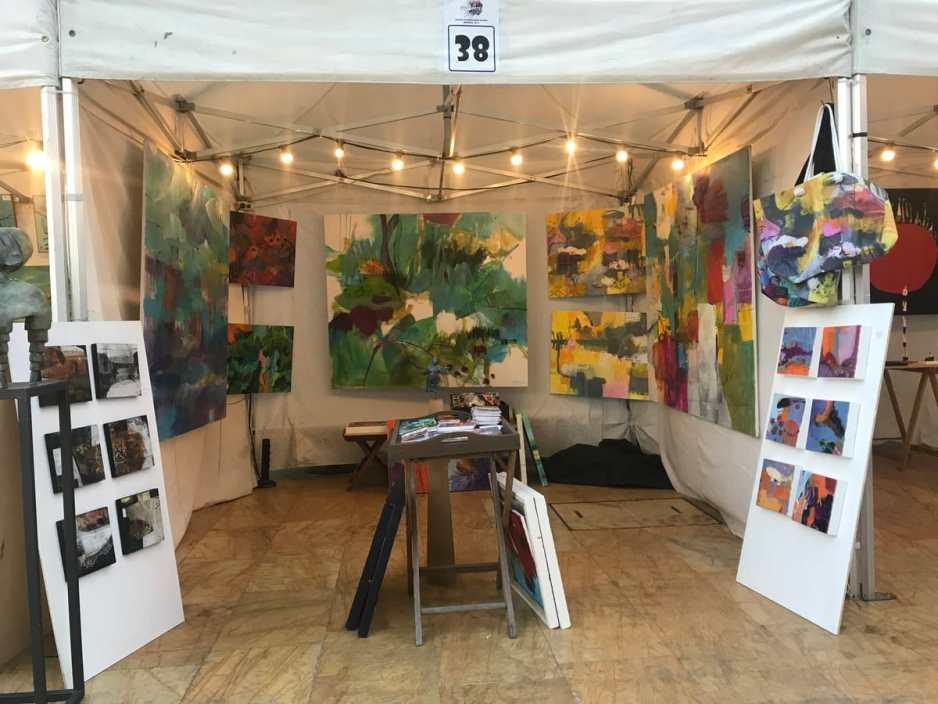 Past and coming exhibitions – Exposiciones pasadas y próximas