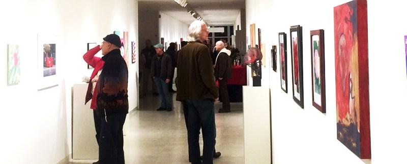 Sanchez Art Center Welcome Page - 1